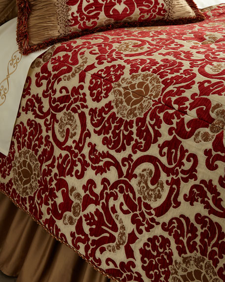 Austin Horn Classics King Arabesque Comforter