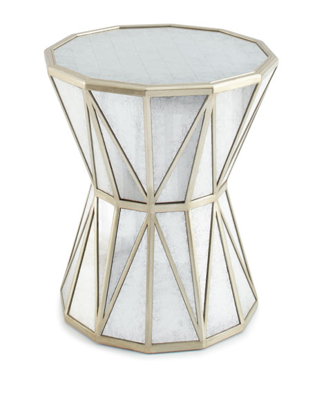 Polk Polygonal End Table