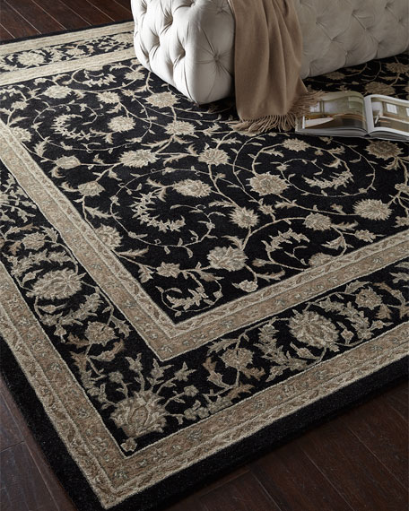 "NourCouture Gregson Night Rug, 5'6"" x 8'6"""