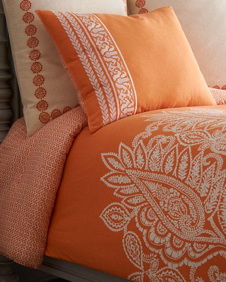 Queen 3-Piece Catalina Paisley Comforter Set