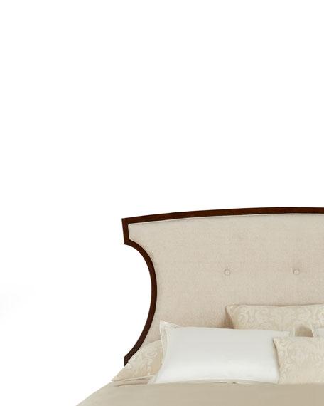 Bernadino King Tufted Bed