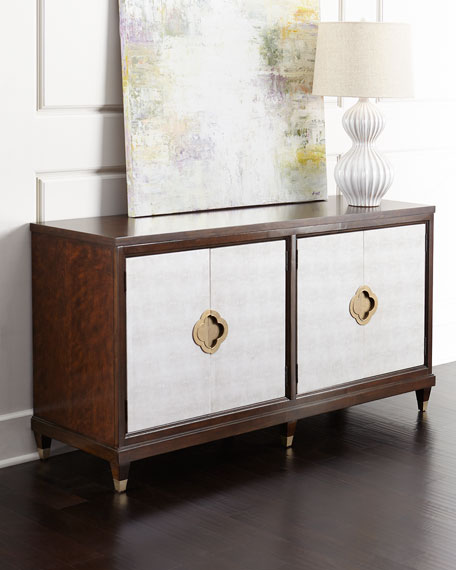 Hooker Furniture Fontana Entertainment Console