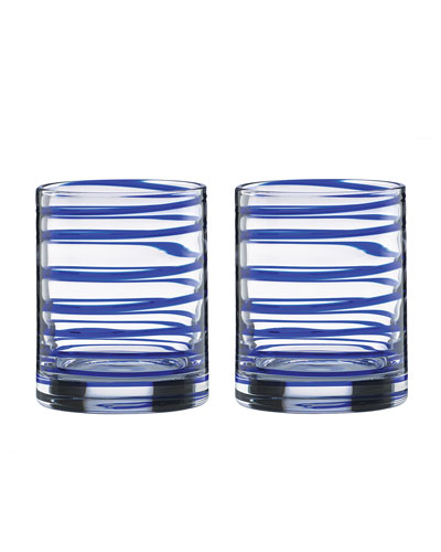 Charlotte Street Double Old-Fashioneds, Set of 2