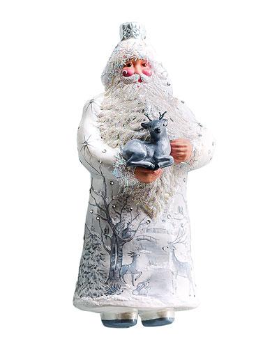 Cunningham Claus Santa Christmas Ornament