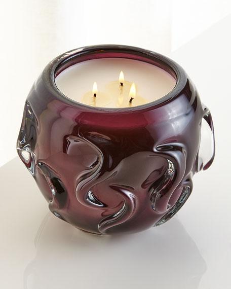 D.L. & Company Vetri D'Arte Porpora Candle