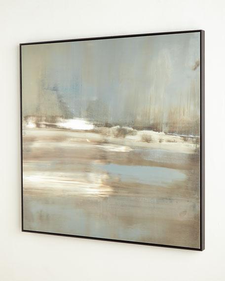 """Fallen"" Original Acrylic Painting"