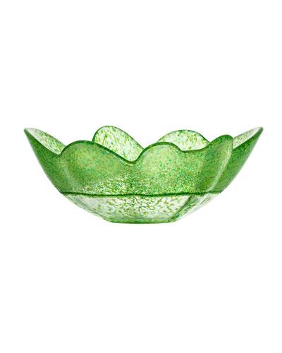 Organix Large Green Bowl