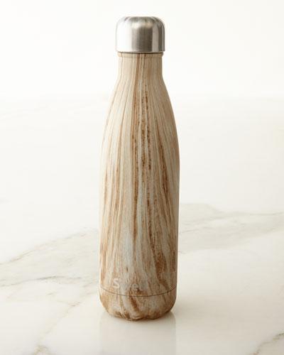 Blonde Wood 17-oz. Reusable Bottle