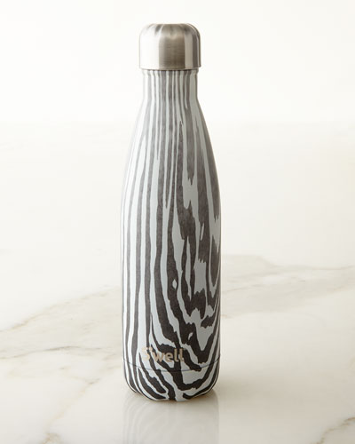 Noir Zebra Reusable 17-oz. Bottle