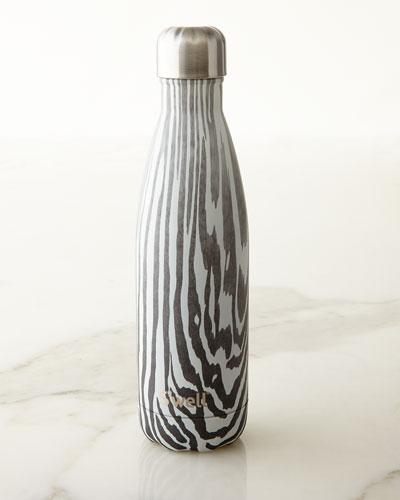 Noir Zebra 17-oz. Reusable Bottle