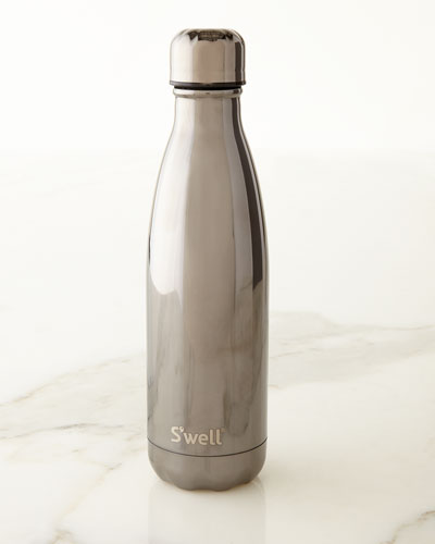Titanium Metallic 17-oz. Reusable Bottle