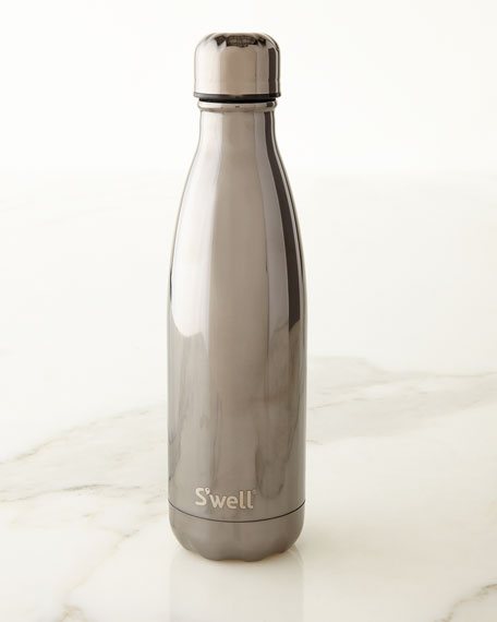 S'well Titanium Metallic 17-oz. Reusable Bottle