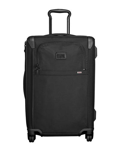 Alpha 2 Lightweight Black Short-Trip Packing Case