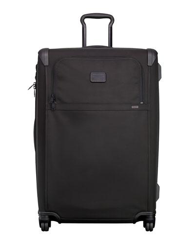 Alpha 2 Lightweight Black Extended-Trip Packing Case