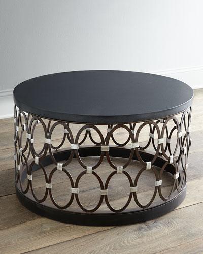 Ovalene Table