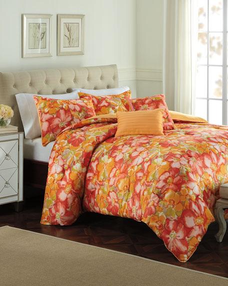 Raymond Waites Mod Floral Bedding