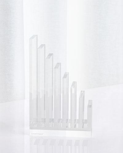 Acrylic Collator/Bookend