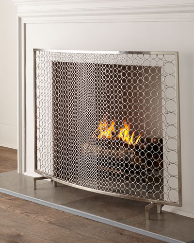 Sabrina Fireplace Screen