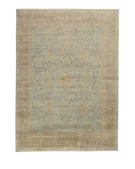 Mountain Meadow Rug, 6' x 9'
