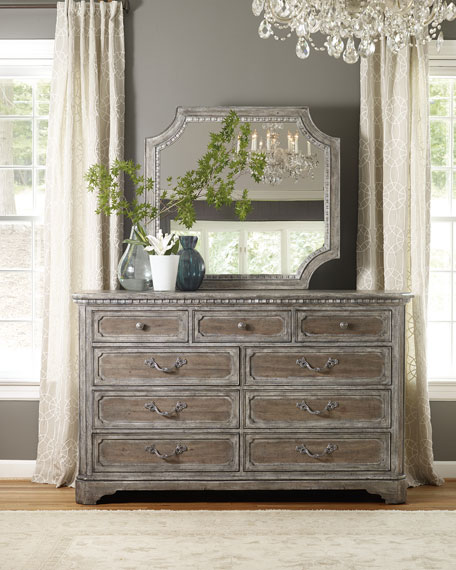 Cortina Nine-Drawer Dresser