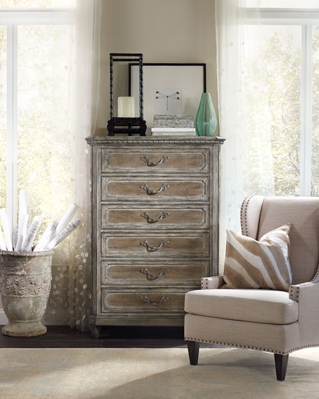 Hooker Furniture Raleigh Bedroom Furniture