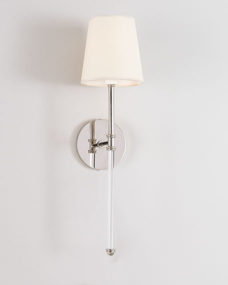 Visual Comfort Camille Long Sconce