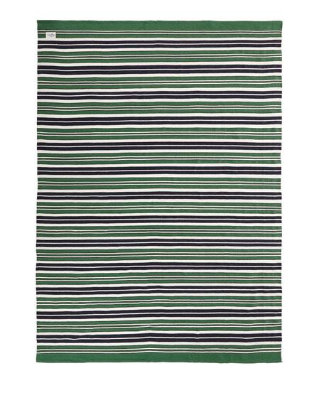 Racing Point Stripe Indoor/Outdoor Rug, 5' x 8'