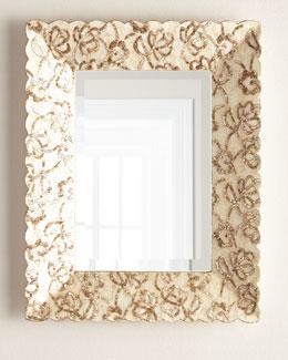 Jemma Brocade Mirror