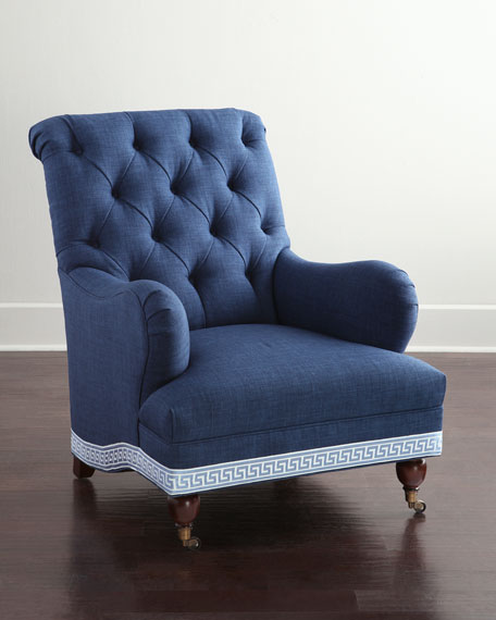 Baxter Upholstered Chair