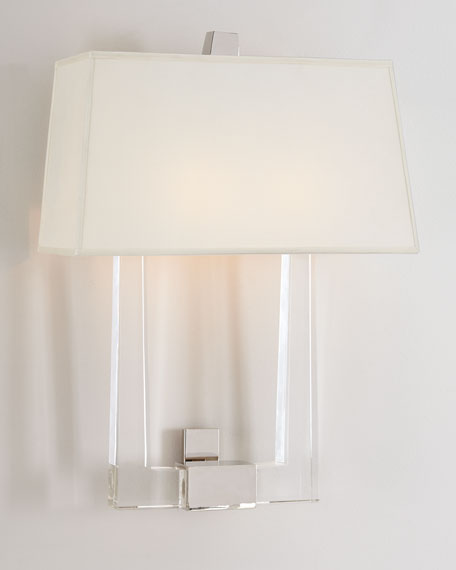 Visual Comfort Edwin Double-Arm Sconce