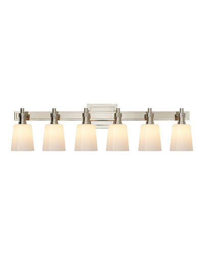 Bryant 6-Light Linear Bath Sconce