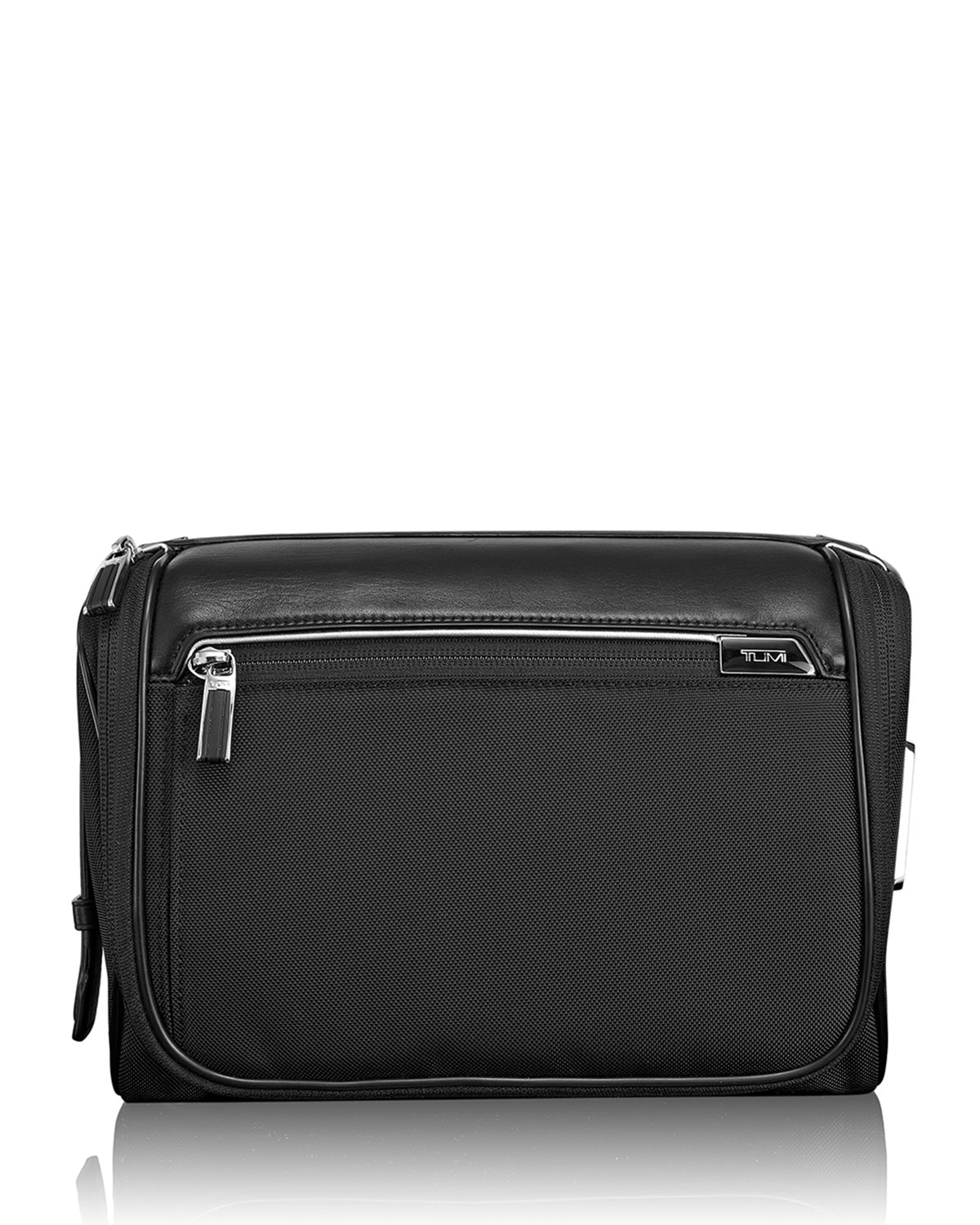 62f11d080ce4 TUMI Arrive Black Richmond Travel Kit