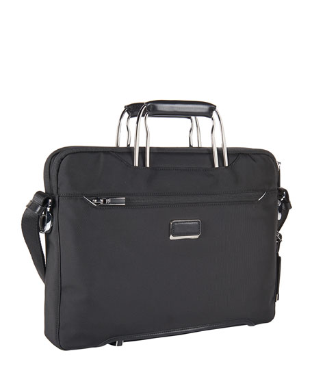 Arrive Black Hamilton Slim Brief