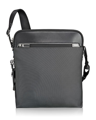 Arrive Pewter Lucas Crossbody