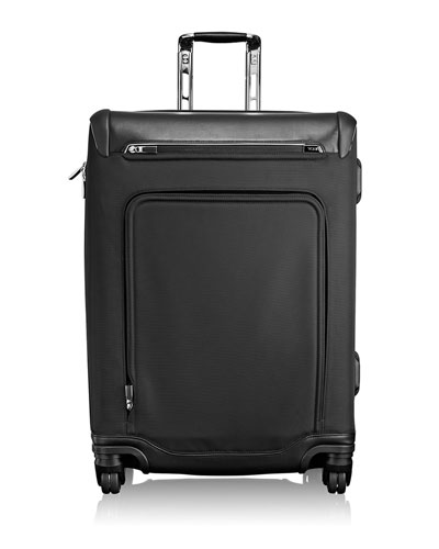 Arrive Pewter Julius International Expandable Carry-On
