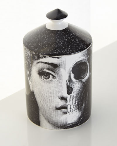 Fornasetti Single-Wick R.I.P. Candle
