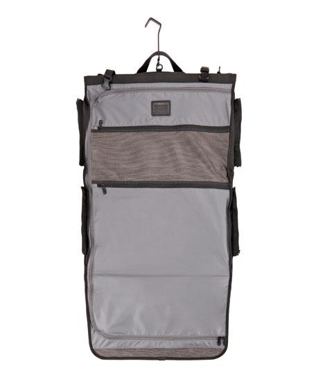 Alpha 2 Black Tri-Fold Carry-On Garment Bag
