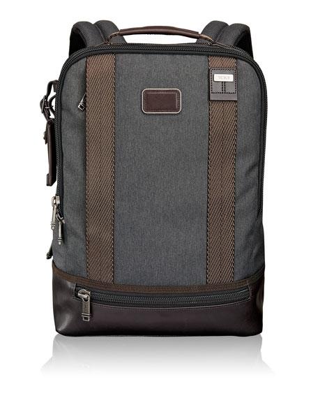 Alpha Bravo Anthracite Dover Backpack