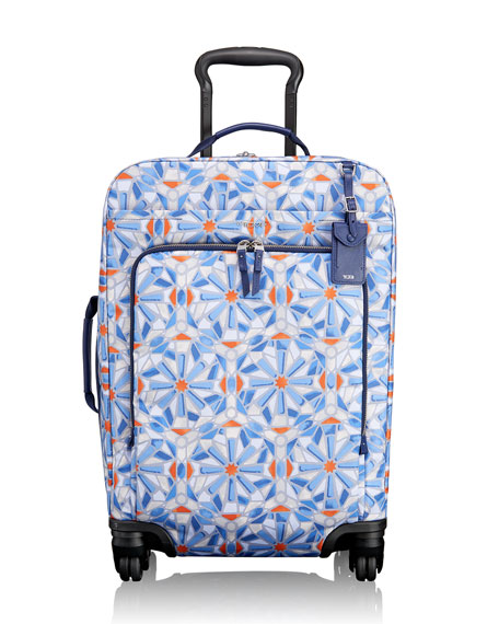 TumiVoyageur Cayenne Tile Super Leger International Carry-On