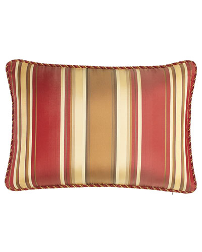 San Marino Stripe Pillow, 14