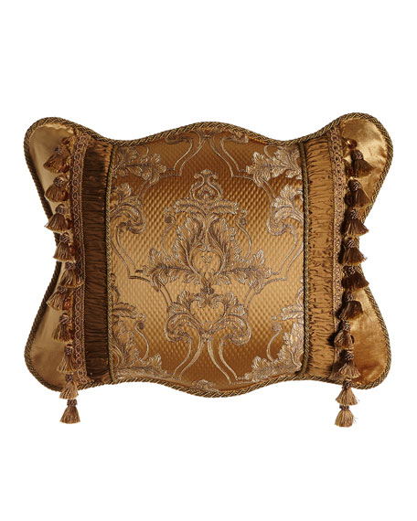 Dian Austin Couture Home Standard Camilla Scalloped Sham