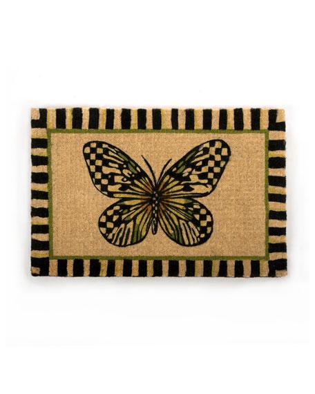 Butterfly Entrance Mat