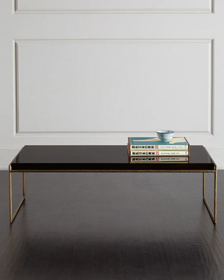 INTERLUDE Juniper Coffee Table