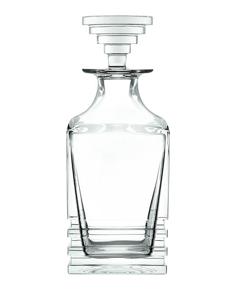 Oxymore Square Decanter