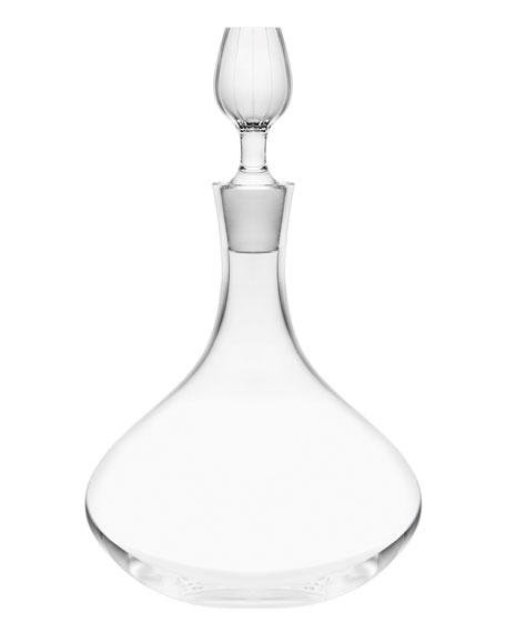 Saint Louis Crystal Twist 1586 Decanter