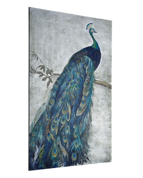 """Proud Peacock"" Original Painting"