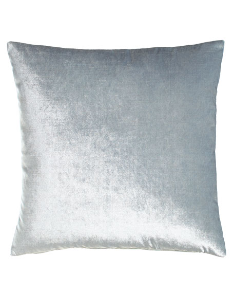 Venice Mist Blue Pillow