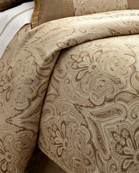 Dian Austin Couture Home Queen Raffaello Duvet Cover