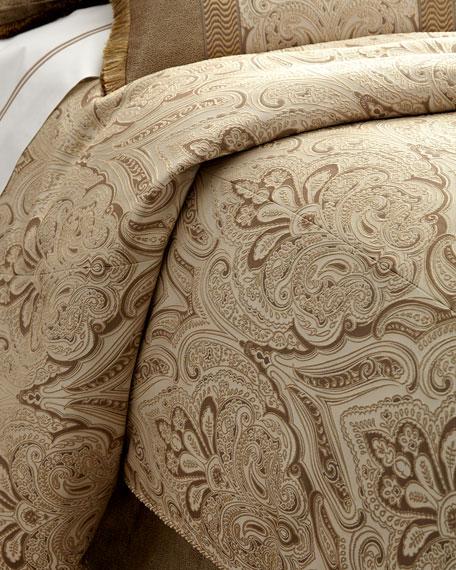 Dian Austin Couture Home Queen Raffaello Duvet Cover