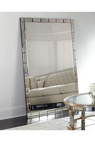 Mirror Image Benedict Floor Mirror